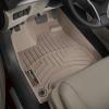 Коврик в салон (с бортиком, передние) для Acura MDX 2014+ (WEATHERTECH, 455761)