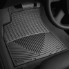 Коврик в салон (передние) для Audi A4/A5 2007-2016 (WeatherTech, W111)