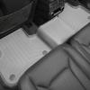 Коврик в салон (с бортиком, задний) для Audi Q7/Q8 2016+ (WeatherTech, 468872)