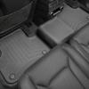 Коврик в салон (с бортиком, задний) для Audi Q7/Q8 2016+ (WeatherTech, 448872)