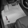 Коврик в салон (с бортиком, передние) для Audi Q7/Q8 2016+ (WeatherTech, 468871)