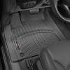 Коврик в салон (с бортиком, передние) для Audi Q7/Q8 2016+ (WeatherTech, 448871)