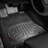 Коврик в салон (с бортиком, передние) для BMW 7 (F01/RWD) 2010+ (WEATHERTECH, 442421)