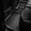 Коврик в салон (с бортиком, задние) для BMW 7 (F01) 2010-2014 (WEATHERTECH, 442422)
