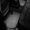 Коврик в салон (с бортиком, задние) для BMW X3 2004-2006 (WEATHERTECH, 440382)
