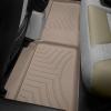 Коврик в салон (с бортиком, задние) для BMW i3 2013-2015 (WEATHERTECH, 455692)