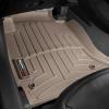 Коврик в салон (с бортиком, передние) для Chevrolet Corvette 2005-2012 (WEATHERTECH, 454741)