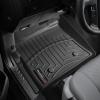 Коврик в салон (с бортиком, передние без воздуховода) для Ford F150 2009+ (WEATHERTECH, 446131)