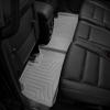 Коврик в салон (с бортиком, задние) для Jeep Grand Cherokee 2011+ (WEATHERTECH, 463242)