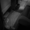 Коврик в салон (с бортиком, задние) для Jeep Wrangler 2007-2014 (WEATHERTECH, 441052)