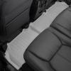 Коврик в салон (с бортиком, задние) для Land Rover Discovery (LR4) 2013+ (WEATHERTECH, 463623)