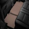 Коврик в салон (с бортиком, задние) для Land Rover Range Rover Sport 2005-2013 (WEATHERTECH, 453622)
