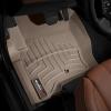Коврик в салон (с бортиком, передние) для Land Rover Range Rover Sport 2009-2013 (WEATHERTECH, 453621)