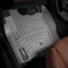 Коврик в салон (с бортиком, передние) для Land Rover Range Rover Sport 2009-2013 (WEATHERTECH, 463621)