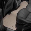 Коврик в салон (с бортиком, задние) для Land Rover Range Rover Sport 2013+ (WEATHERTECH, 454804)