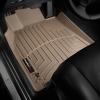 Коврик в салон (с бортиком, передние) для Lexus LS 460 (2WD) 2006+ (WEATHERTECH, 452071)