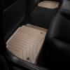 Коврик в салон (с бортиком, задние SHORT) для Lexus LS 460 2006+ (WEATHERTECH, 452072)