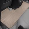 Коврик в салон (с бортиком, задние) для Lexus RX 2016+ (WEATHERTECH, 458862)