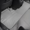 Коврик в салон (с бортиком, задние) для Lexus RX 2016+ (WEATHERTECH, 468862)