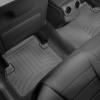 Коврик в салон (с бортиком, задние) для Mercedes-Benz C-class (W205) 2014+ (WEATHERTECH, 446762)