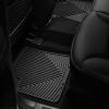 Коврик в салон (задние) для Mercedes-Benz GL-class 2005-2012 (WEATHERTECH, W110)