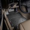 Коврик в салон (с бортиком, передние) для Mercedes-Benz GLK 2012-2015 (WEATHERTECH, 445011)