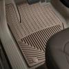 Коврик в салон (передние) для Mercedes-Benz GL/ML 2012+ (WEATHERTECH, W257TN)