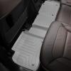 Коврик в салон (с бортиком, задние) для Mercedes-Benz GL/ML 2012+ (WEATHERTECH, 464012)