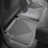 Коврик в салон (2-й ряд) для Mercedes-Benz R 2006+ (WEATHERTECH, W106GR)