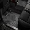 Коврик в салон (задние LONG) для Mercedes-Benz S-class (W221) 2005-2012 (WEATHERTECH, W95)