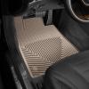 Коврик в салон (передние) для Mercedes-Benz S-class (W222) 2013+ (WEATHERTECH, W351TN)