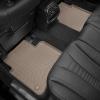 Коврик в салон (с бортиком, задние) для Mercedes-Benz S-class (W222) 2013+ (WEATHERTECH, 455712)