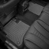 Коврик в салон (с бортиком, задние LONG) для Mercedes-Benz S-class (W222) 2013+ (WEATHERTECH, 445712)
