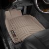 Коврик в салон (с бортиком, передние) для Mercedes-Benz S-class (W222) 2013+ (WEATHERTECH, 455711)