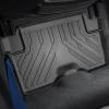 Коврик в салон (с бортиком, задние) для BMW i8 2014+ (WEATHERTECH, 4410172)