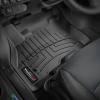 Коврик в салон (с бортиком, передние) для Nissan Leaf 2013-2015 (WEATHERTECH, 445501)