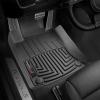 Коврик в салон (с бортиком, передние) для Porsche Panamera 2010-2015 (WEATHERTECH, 442571)