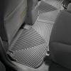 Коврик в салон (задние) для Toyota Highlander 2008-2014 (WEATHERTECH, W121GR)