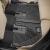 Коврик в салон (3-й ряд) для Toyota Highlander 2014+ (WEATHERTECH, W335)