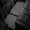 Коврик в салон (с бортиком, задние) для Toyota LC 100/ Lexus LX470 1998-2007 (WEATHERTECH, 460772)