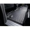 Коврик в салон (с бортиком, задние, 8 мест) для Toyota Sienna 2010+ (WEATHERTECH, 443002)