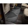 Коврик в салон (задние, 2-й ряд, 7-8 мест) для Toyota Sienna 2010+ (WEATHERTECH, W244)