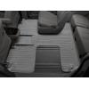 Коврик в салон (с бортиком, 2-3-й ряд, 7 мест) для Toyota Sienna 2013+ (WEATHERTECH, 463004)