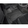 Коврик в салон (с бортиком, передние) для Toyota Sienna 2013+ (WEATHERTECH, 444751)