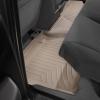 Коврик в салон (с бортиком, задние) для Toyota Tundra (Double Cab) 2007-2012 (WEATHERTECH, 450932)