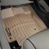 Коврик в салон (с бортиком, передние) для Toyota Venza 2008-2012 (WEATHERTECH, 451831)