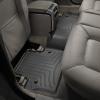 Коврик в салон (с бортиком, задние) для Volvo XC70/S80 2007+ (WEATHERTECH, 442322)