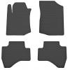 Коврики в салон (4 шт.) для Citroen C1/ Toyota Aygo/ Peugeot 107 2005+ (Stingray, 1003114)