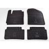 Коврики в салон (4 шт.) для Kia Picanto 2011+/Hyundai I10 2008+ (Stingray, 1010024)