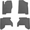 Коврики в салон (4 шт.) для Nissan Pathfinder (R51)/Nissan Navara (D40) 2005-2014 (Stingray, 1014154)